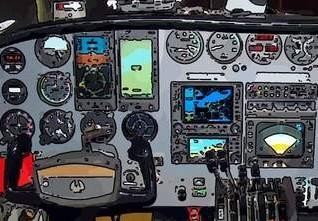 Panel Mount Avionics